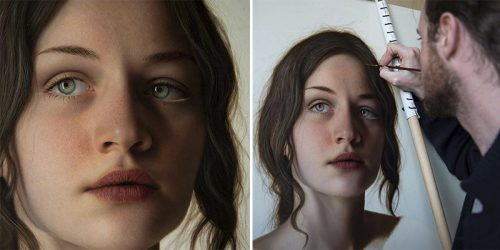 Mind Blowing Hyperrealistic Paintings That Look Like Real Photographs