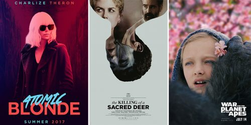 Best Movie Posters of 2017