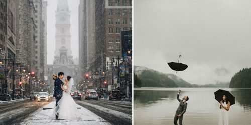 World's Best Wedding Photos of 2017