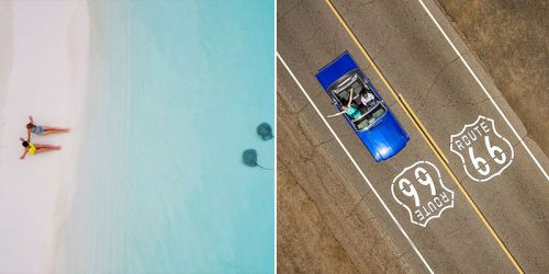 20 Winners for Best Drone Photos from 2017 Announced by Dronestagram
