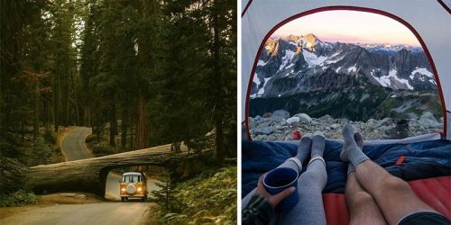 20 Pics from 'Project Van Life' That Will Make You Quit Your Job and Start Nomad Life Immediately