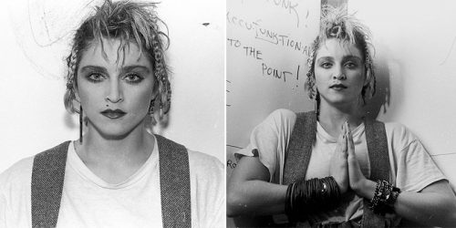 Young Madonna's Rare Photos Before She Was Famous