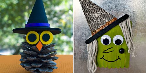 5 Easy and Fun Halloween Crafts for Kids
