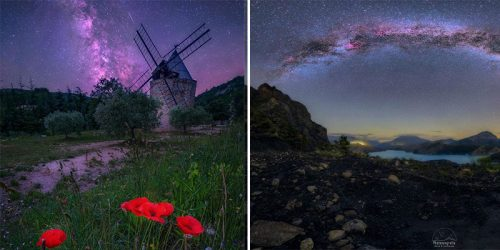 Stunning Nightscapes and Astrophotography by Felix Heisig