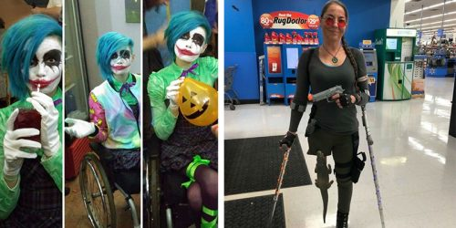 20+ Absolute Best Halloween Costumes by People with Disabilities