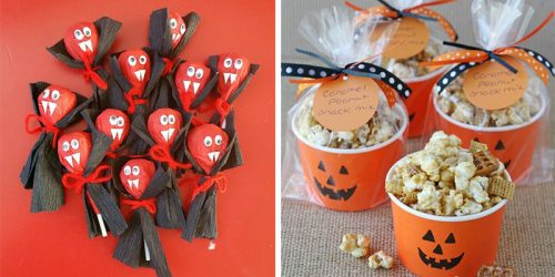 20 DIY Creative Halloween Party Favor Ideas For Kids