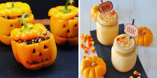 29 Easy and Scary Halloween Themed Food Ideas