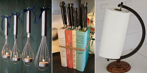 Incredibly Genius Repurpose Projects For the Kitchen
