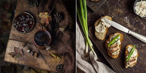 Charming Food Photography by Lena Danilushkina
