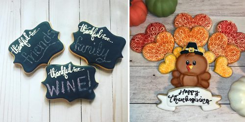30 Thanksgiving Cookie Decorating Ideas