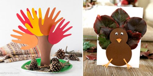 9 Enjoyable Thanksgiving Crafts for Kids