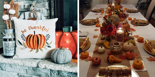 42 The Best Thanksgiving Decoration Ideas