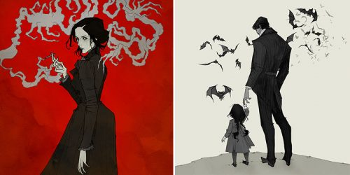 Abigail Larson – Illustrator of All Things Strange and Macabre