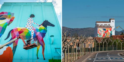 Promoting Social/Workplace Inclusion for People with Disabilities – 10 Massive Silos Transformed Into Brilliant Street Art