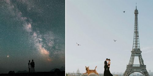 Best 20 Engagement Photos of 2019's Contest by Junebug Weddings