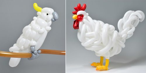 Balloon Animals Like No Other! by Masayoshi Matsumoto