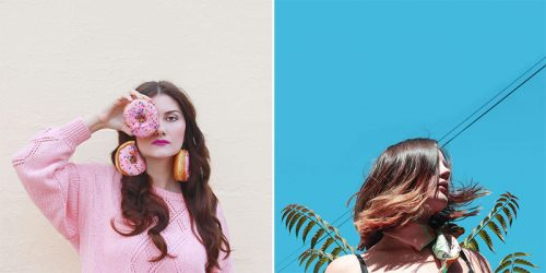 Creamy Colors, Plants, Fruits, Fresh Air, and Drops of Neon in Elise Mesner's Photography