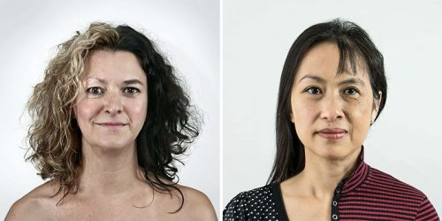 'Genetic Portraits' Mind-Blowing 10 Year-Long Project by Ulric Collette