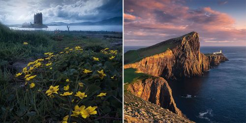 Discovering New Places and Wildest Landscapes of Scotland with David Aguilar