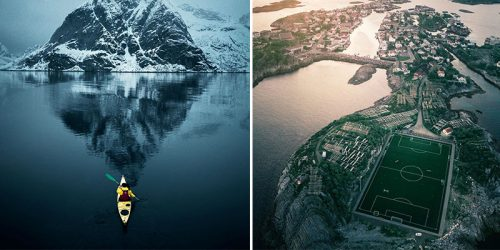 Landscape Photographer Even Tryggstrand Showcases Norway's Natural Beauty