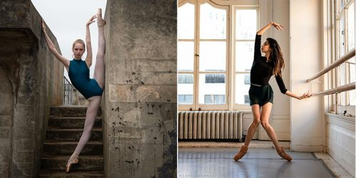 Stunning Ballerinas and Dance Photography by Randall Hobbet