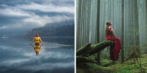 Lizzy Gadd – Portrait of the Human Experience – Exposed and Wild