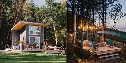Cleverly Designed Tiny Vacation Homes for Your Relaxing Getaway