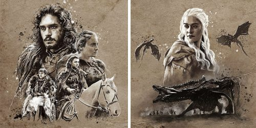 Game of Drawings by John Paul Xavier