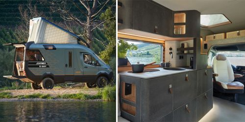 Camper Vans in the 2025 Will Look Like This