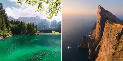 Unique Places on Earth from a Young Up and Coming Photographer Lukas Furlan