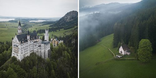 Remarkable Drone Photography – Striking Aerial Landscapes of Austria