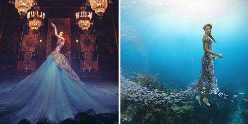"""Surreal Fashion"" – Dreamlike Photo Series by Miss Aniela"