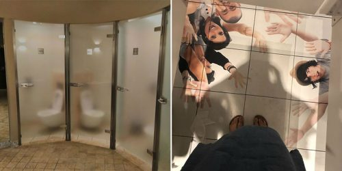 20 Crappiest Bathrooms Designs to Make You Laugh