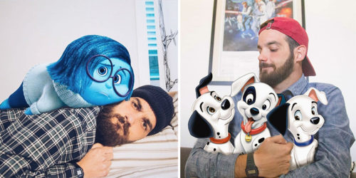 Kemo's Magical Photoshop Adventures with Disney Characters