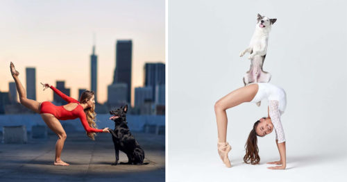 """DANCERS & DOGS"" – the Sweetest Photo-Book Ever!"