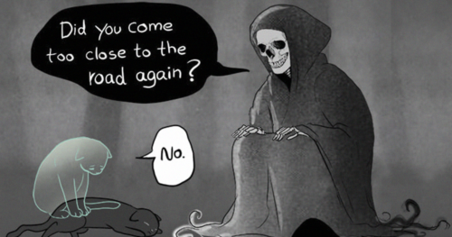 Viral Sorrowful Short Comics That Made the World Cry by Jenny-Jinya