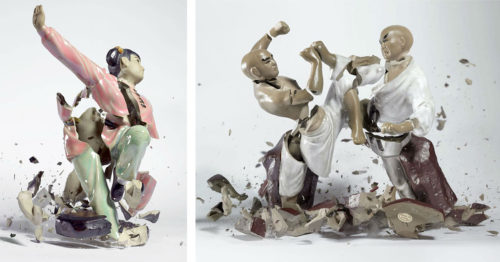 The Porcelain Figurines Project – the Culmination of High-Speed Photography