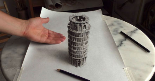 Magic Revealed Behind 3D Art by Astonishing Stefan Pabst