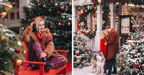 Winter Romances and New Year's Fairy Tale by Alena Gorskaya