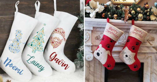 Christmas Stockings – The Perfect Addition to Your Holiday Decor