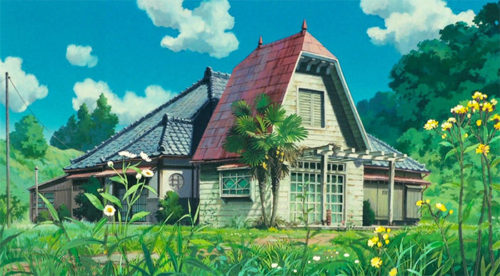 'My Neighbor Totoro' – A Full-Scale Replica of the House from the Movie Open for Visitors