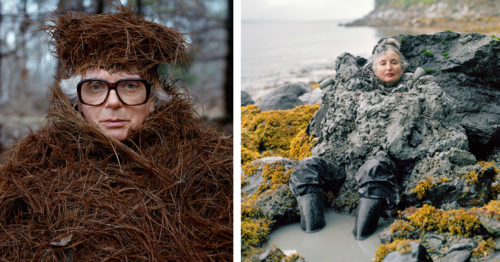 Wearable Nature – Artistic Outfits by Scandinavian Duo Hjorth and Ikonen