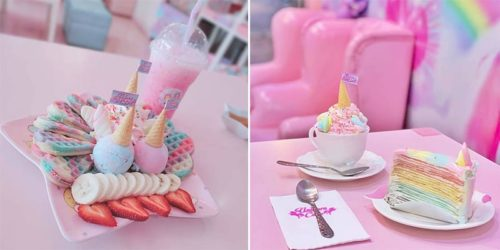 Place Where Your Pastel Dreams Come True – Bangkok's Unique Unicorn Cafe