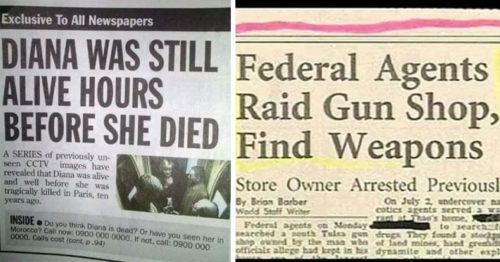 Facepalm Struggle is Real When You Come Across the Most Idiotic Newspaper Headlines Ever