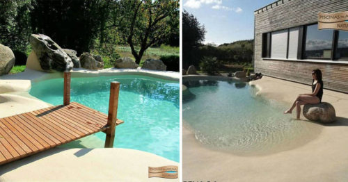 Backyard Sand Pools Bring Beach to Your Home