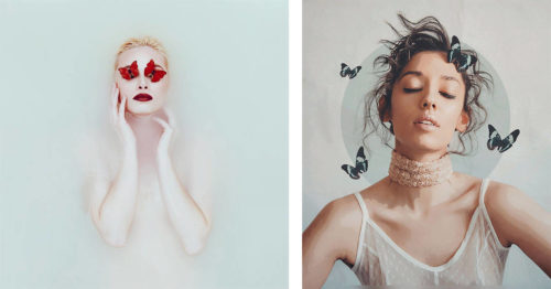 Exceptionally Beautiful Female Portraits by Brandi Nicole