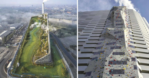 """""""Copenhill"""" – Biodiverse Multi-Purpose Entertaining Center and 'Waste-to-Energy' Power Plant"""