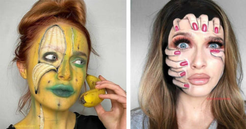 Masterclass Makeup Optical Illusions by Fascinating Nicky Hill