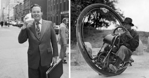 Top 20 Weirdest and Most Awesome Inventions From the Past